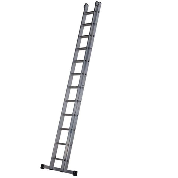 Youngman 57011018 Trade 200 2 Section Extension Ladder 1.92m